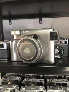 机皇 富士宽幅instax拍立得500AF胶片一次成像相机
