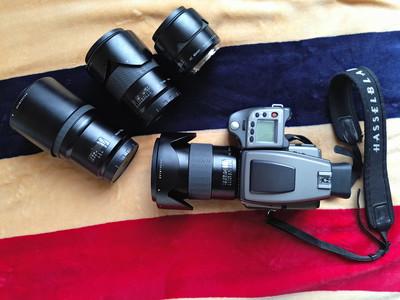 哈苏h3d 39中大画幅单反相机,吊打佳能尼康全画幅
