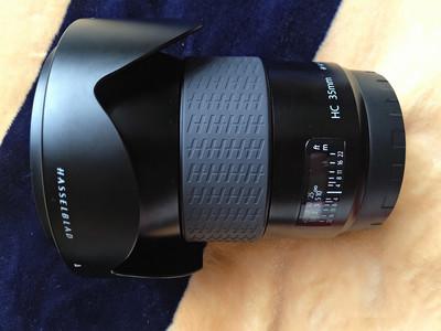 哈苏 HC 35mm f/3.5中画幅广角镜头,h3d h4d h5d h6d通用