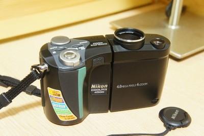 Nikon 4500 [ 超级微距王 ]