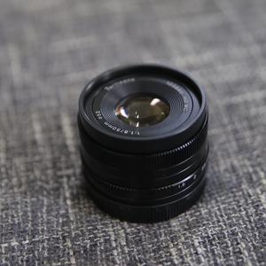 七工匠 50mm F1.8 大光圈微单定焦镜头