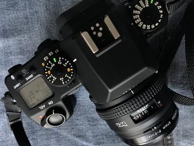 contax N 自动单反胶片相机