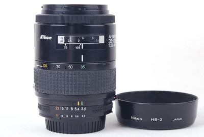 尼康AF NIKKOR 35-105/3.5-4.5自动镜头#jp19800