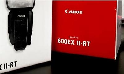 佳能 600EX II-RT