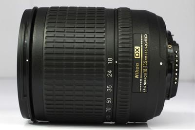 尼康 AF-S DX Zoom-Nikkor 18-135/3.5-5.6G IF-ED(NO:9279)