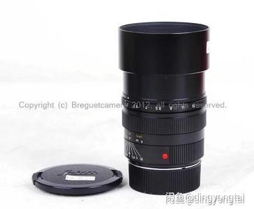Leica 徕卡 Summicron-M 90 2 90/2 镜头 E55 三代 人像王
