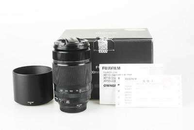 98新 富士 Super EBC XF 55-200mm f/3.5-4.8 R LM OIS