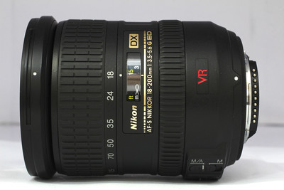 尼康 AF-S DX VR 18-200/3.5-5.6G IF-ED(NO:0678)