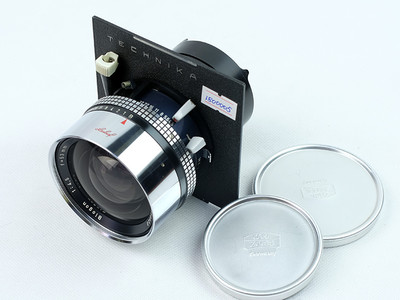 蔡司标刚 zeiss biogon 53mm/f4.5 后期版本 极上品!