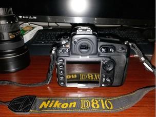 伟德betvictor_尼康 D810 国行全套原装配件;附送镜头,闪光灯