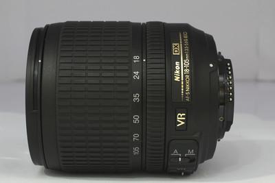 尼康 AF-S DX 尼克尔 18-105/3.5-5.6G ED VR(NO:4803)