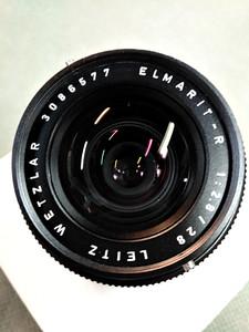 Leitz Wetzlar Elmarit-R 28 mm f/ 2.8 (II)