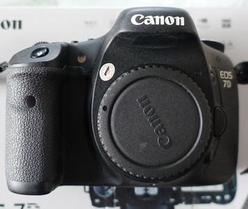 Canon/佳能 EOS 7D 二手单反相机
