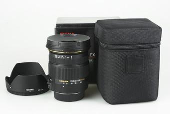 98新 适马 17-50mm f/2.8 EX D