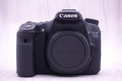帮好友代卖 94新 佳能 EOS 70D 单反相机
