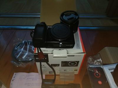 索尼 ILCE-6000 16-50套机