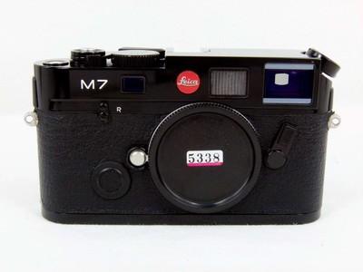 华瑞摄影器材-徕卡 M7后做亮漆