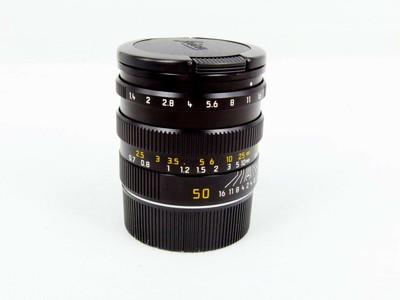 华瑞摄影器材-徕卡Leica Summilux-M 50/ 1.4 PreA