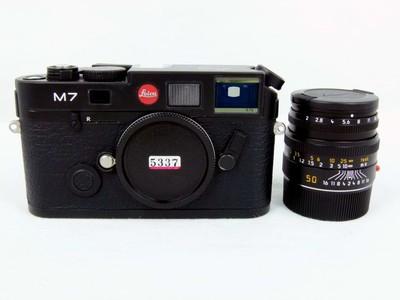 华瑞摄影器材-徕卡 M7 SET M50/2套机