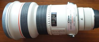 Canon/千亿国际娱乐官网首页 300mm f/2.8L