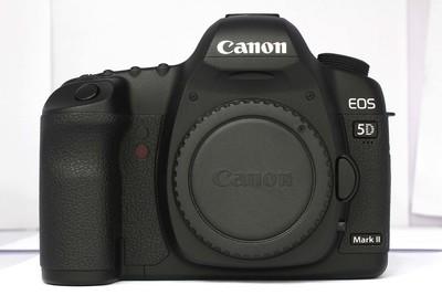 【全画幅专业单反数码相机】佳能 5D Mark II(NO:3104)*