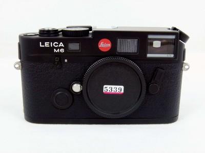 徕卡 M6黑色0.72