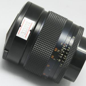 95新 康泰时 85/1.4 AEG  YC口(3098)