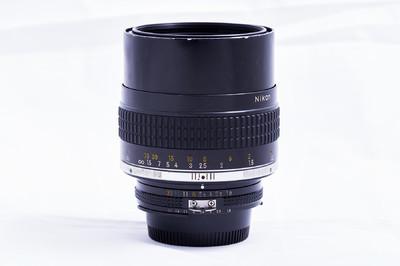 九新 尼康 AIs105mm/F1.8 手动镜头