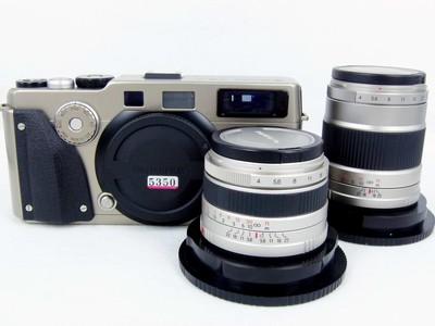 带包装的富士TX-1带45+90镜头