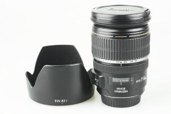 95新 佳能 EF-S 17-55mm f/2.8