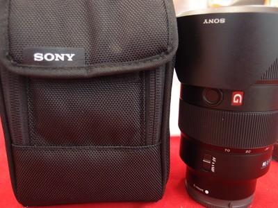 98新 索尼FE 24-70mm f/2.8 GM镜头,配件齐全!