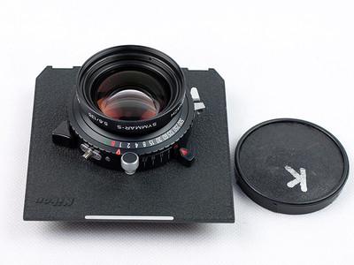 施耐德Schneider symmar-S 135mm F5.6 MC (4x5画幅镜头)