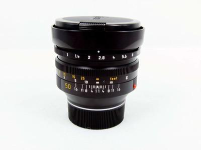 华瑞摄影器材-徕卡Leica Noctilux-M 50/1.0 最后期6BIT