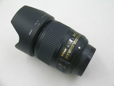 出售 99新 尼康 AF-S 尼克尔 35mm f/1.8G ED 请看图片