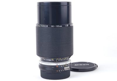 【美品】尼康Zoom-Nikkor 50-135/3.5 AI-S镜头#jp19799