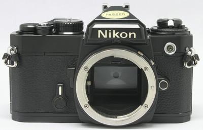 90新 Nikon FE 黑色(6618)