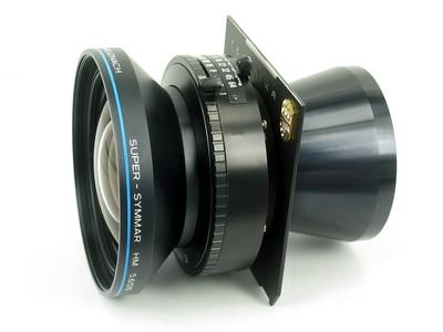 施耐德 Schneider HM 210篮圈 德产快门 810大幅 终极镜头 超美品