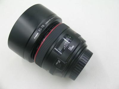 出售 98新 佳能 EF 50mm f/1.2L USM 请看图片