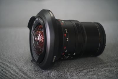 索尼E口 老蛙Laowa 12mm F2.8 广角镜头