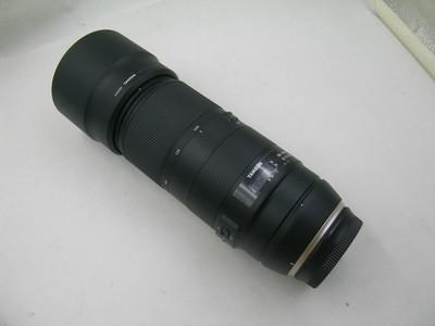 出售 99新 腾龙100-400mm f/4.5-6.3 VC 佳能口 请看图片