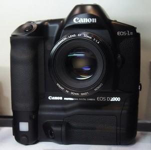 佳能 EOS D6000