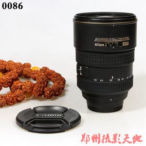尼康 AF-S DX 17-55mm f/2.8G IF-ED单反镜头 0086