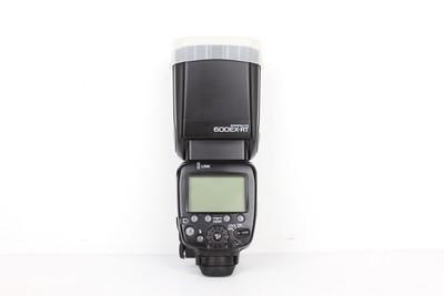 95新二手Canon佳能 600EX-RT 一代机顶闪光灯(B96933)【京】