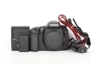 95新二手 Canon佳能 7D 单机 中端单反相机(B96938)京