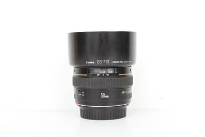 95新二手 Canon佳能 50/1.4 EF 标准定焦镜头 (B96939)京