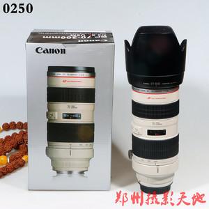 佳能 EF 70-200mm f/2.8L USM(小白) 单反镜头 0250