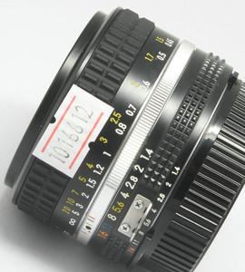 98新 尼康 AIS 50/1.4(6612)