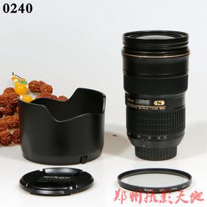 尼康 AF-S Nikkor 24-70mm f/2.8G ED单反镜头 0240