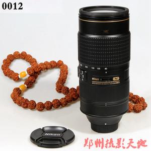 尼康 AF-S Nikkor 80-400mm f/4.5-5.6G ED VR单反镜头 0012