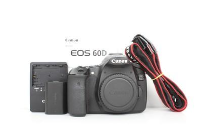 95新二手Canon佳能 60D 单机 中端单反相机(B96937)京